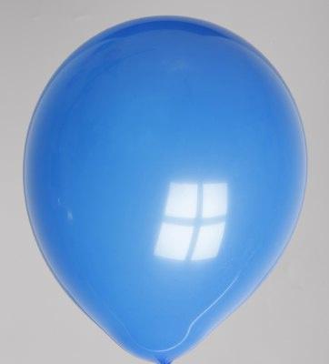 Ballon KoningsBlauw - per 1