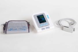 Bloeddruk- en saturatiemeter Contec 08A Combi