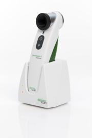 DermoGenius 3 polarized dermatoscoop incl. oplaadstation