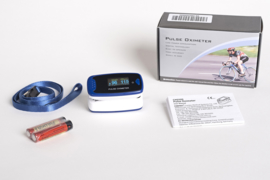 Saturatiemeter Contec CMS50D New Look