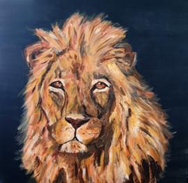 Leeuw 1. Verkocht, klik voor meer informatie