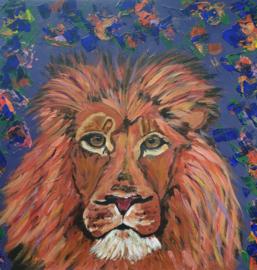 Leeuw 2. Verkocht, klik voor meer informatie