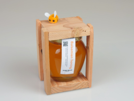Mega pot Nederlandse honing (diverse smaken)
