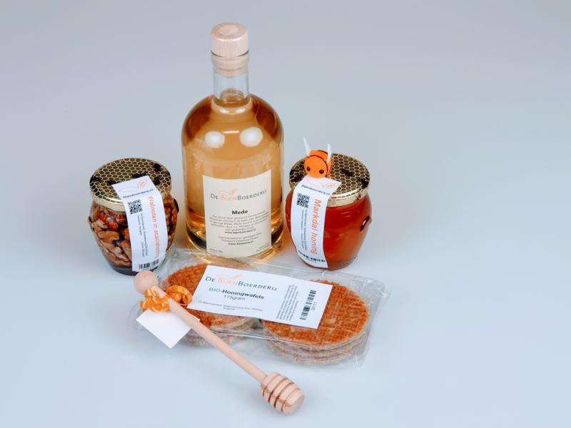 Puur natuur honing lekkernij