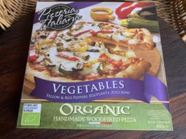 Pizza Vegetable houtvuur - organic
