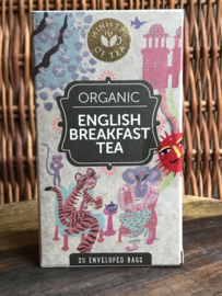 Bio thee Englisch Breakfast Tea (25 stuks) Ministry of tea