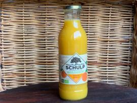 Bio Sinaasappelsap 100% puur sap van SCHULP