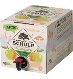 Bio AppelsapTAP 5 liter van SCHULP