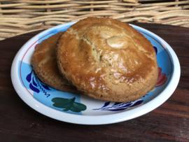 Bio gevulde koeken (per stuk verpakt)