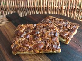 Nieuw Bio Honing-notenkoek