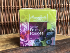 Bio thee Fruits Rouges