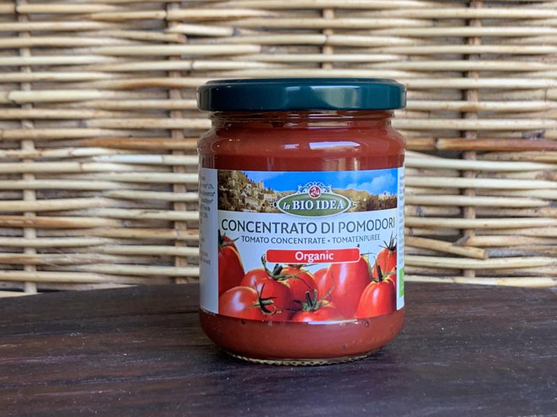 Bio Tomaten-puree 200 gram (la bio-idea)