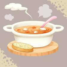 Bio Tomaten Maaltijd-soep , halve liter