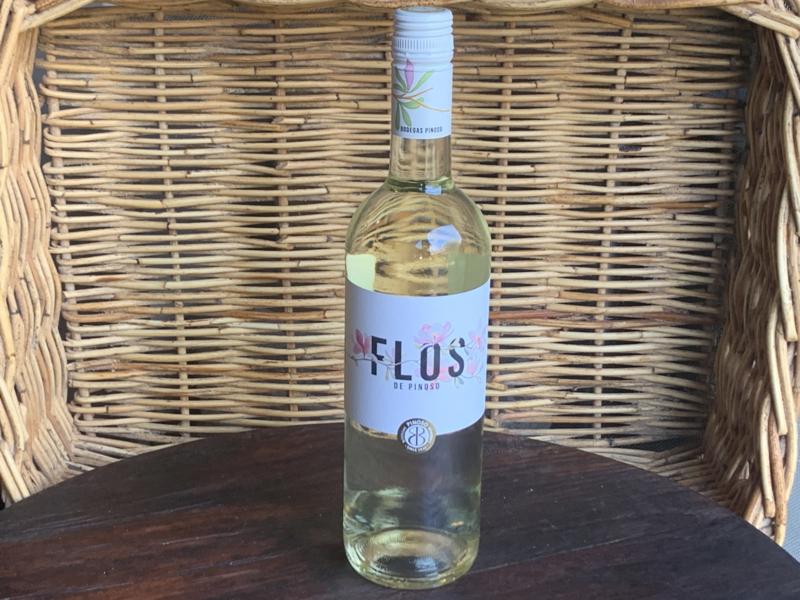 Bio Flos de Pinoso Witte wijn 0,75 cl