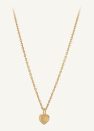 Heart Goldplated Silver van Pernille Corydon