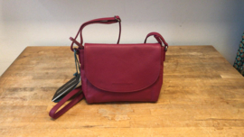 Berkeley Bag Mulberry Red van Sticks & Stones