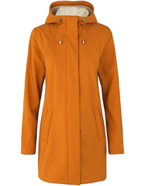 Raincoat 115B  Burnt Ochre van Ilse Jacobsen