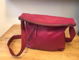 City Bag Mulberry Red van Sticks & Stones