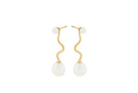 Pearl Goldplated Silver van Pernille Corydon