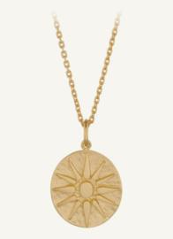 Solar Goldplated Silver van Pernille Corydon
