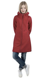 Jane Softshell Red van Danefae