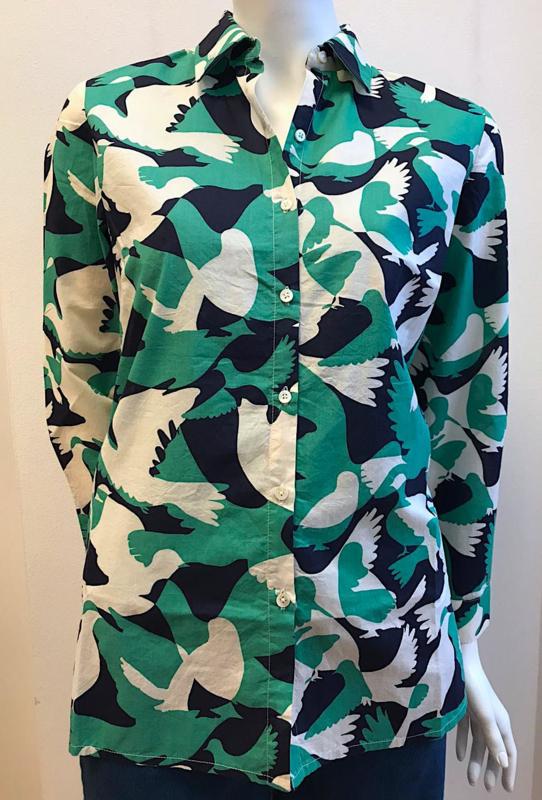 Shirt Camo Peace van Nice Things