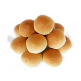 Witte bolletjes per 6 stuks