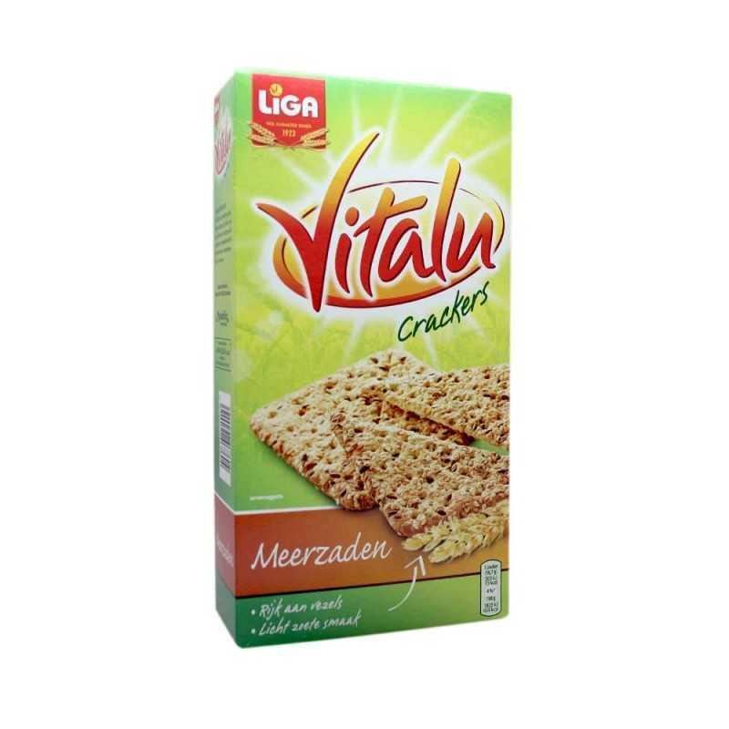 Vitalu crackers meerzaden
