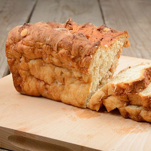 Suiker brood half