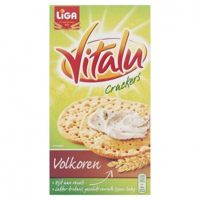 Vitalu crackers volkoren