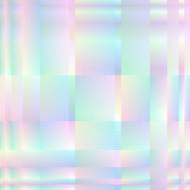 """""""Gradient"""",  interrupted stripes"""