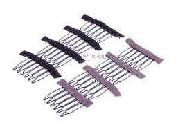 Wig Comb - Zwart