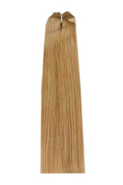 Weave Extensions(steil) 50cm (110gram) - Kleur (#27) Strawberry/Ginger Blonde