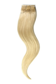 Weave Extensions (steil) 50cm (110gram)  - Kleur (#60) Lightest Blonde