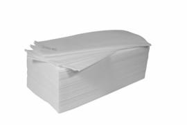 Wegwerphanddoeken - Wit - 100 stuks