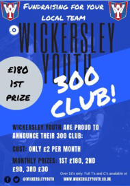 300 Club Lottery