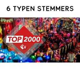 Stemmen voor de top 2000 - 6 tips