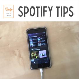 Spotify: je playlists in mappen zetten (desktop app) (6)