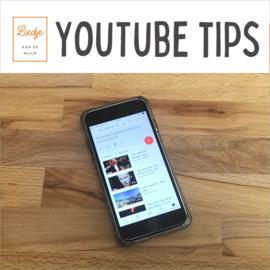 YouTube: een playlist maken, afspelen, shuffle, sorteren, delen met anderen