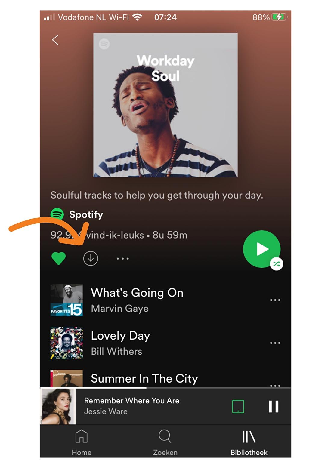 Spotify-download