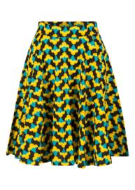Blutsgeschwister Fullmoon Circle Skirt Tulpé Oé