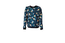 Mooi Vrolijk Sweater Nice - Colorful Flowers