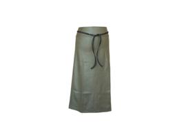Mooi Vrolijk Skirt Nice Long - Basic Leather Green