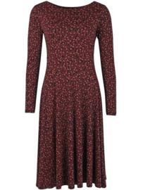 Danefae Sigrid Dress Black Fleurie