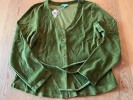 LaLamour Cardigan Plain Green