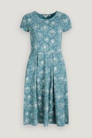 Seasalt Riviera Dress II - Dahlias Peacock