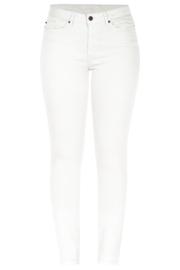CLOUD9 Daisy Skinny Leg off white