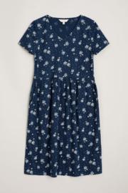 Seasalt Brush Drawing Dress - Dotted Daisies Waterline