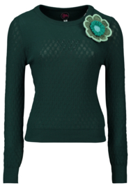Tante Betsy Sweater Sweet Green