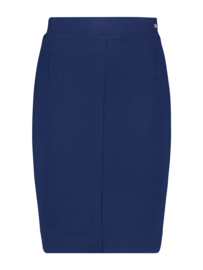 IEZ! - Skirt Short Thick Knit D.Blue
